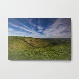 Devils Kneading Trough Metal Print