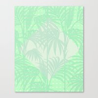 plant Canvas Prints featuring Plant by Mr and Mrs Quirynen