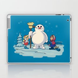 Let's Build a Snowman! Laptop & iPad Skin