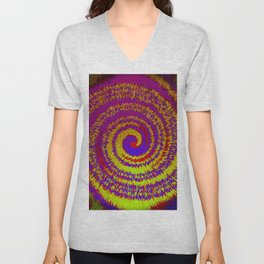 Stunning abstract Unisex V-Neck