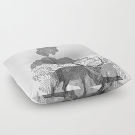tenderness  Floor Pillow