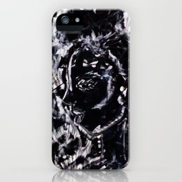 She's it. iPhone Case