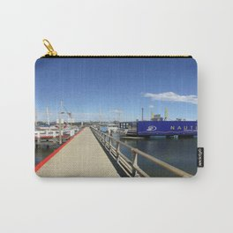 Pier at Lakes Entrance Carry-All Pouch