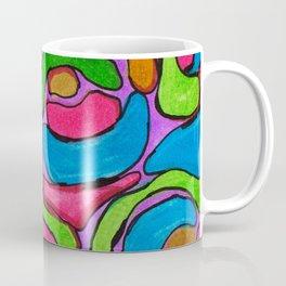 Ink Abstract Coffee Mug