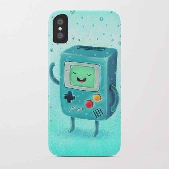 Game Beemo iPhone Case