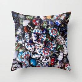 The Jaffa Diaries S07 Throw Pillow