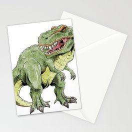 King Lizard Stationery Cards
