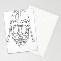 Baby Vader Stationery Cards