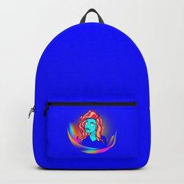 THE BLUE GIRL Backpack