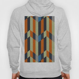 Abstract Composition 711 Hoody