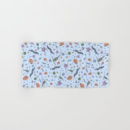 Cute Biology Hand & Bath Towel