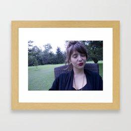 Ananda Framed Art Print