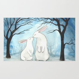 Goodnight Bunny Rug