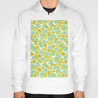candy Hoodies featuring candy by ottomanbrim