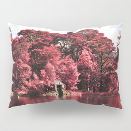 Magical Red Forest Pillow Sham
