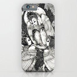 Trinity iPhone Case