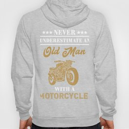 Cool Gift For Motorcycle Lover. Hoody