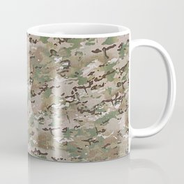 Multicam Camo 2 Coffee Mug