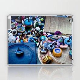 Spinners Laptop & iPad Skin