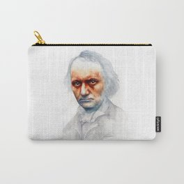 Charles Baudelaire Carry-All Pouch