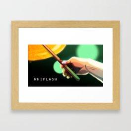 WHIPLASH Framed Art Print