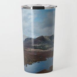 The Hills of Connemara, Ireland Travel Mug