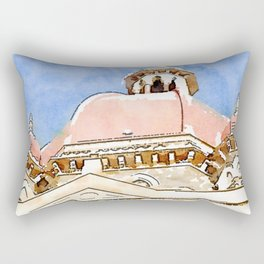 Taj Palace Rectangular Pillow