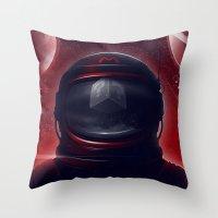 Super Mario Galaxy Throw Pillow