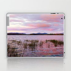 Sunset over Raquette Lake Laptop & iPad Skin