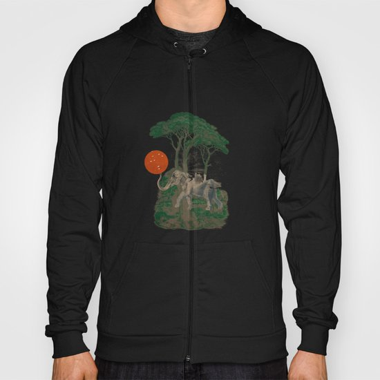 Savanna Sunrise Hoody