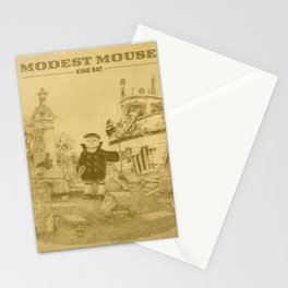 Modest Mouse - King Rat Stationery Cards