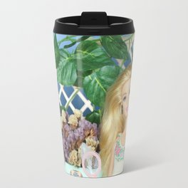 * It is a good day to take care and water the plants and flowers * Travel Mug