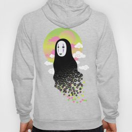 No Face and Soot Sprites Hoody