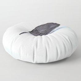 Long Journey Junco Floor Pillow