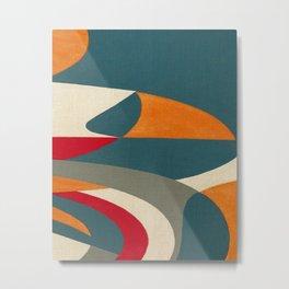 Calau (Hornbill) Metal Print