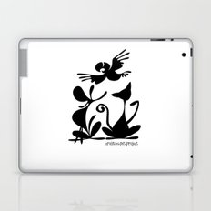 Pet Logo Laptop & iPad Skin