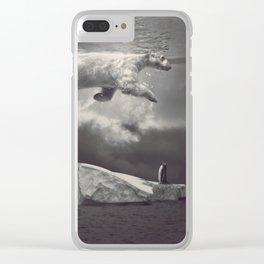 fernweh Clear iPhone Case