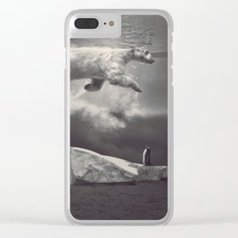 fernweh Clear iPhone Case
