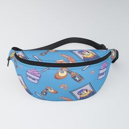 The Good Place The Good Pattern Fanny Pack