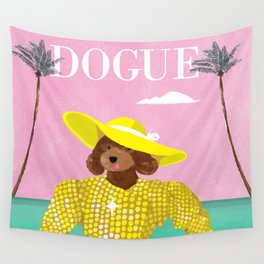 Dogue - Beverly Hills Wall Tapestry