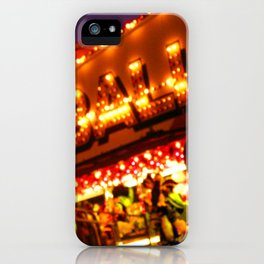 skee-ball iPhone Case