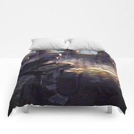 Seaside Ballroom Comforters