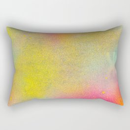 Galaxy Of Light Rectangular Pillow