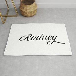 Name Rodney Rug