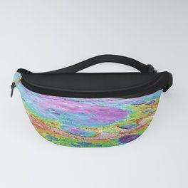 Colorful Mercury Fanny Pack
