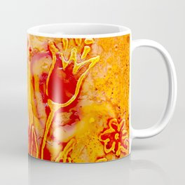 Happy flower Coffee Mug