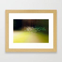 Event 5 Framed Art Print