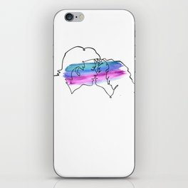 Lover Boy iPhone Skin