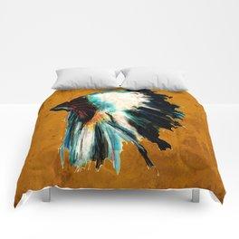 Native Headdress Comforters