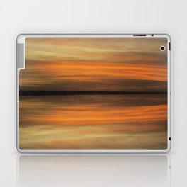 Reds and Golds Laptop & iPad Skin